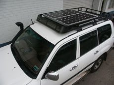 4WD-Solar-Roof-Rack