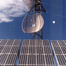 COMMS-SOLAR-ARRAY