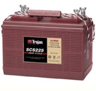 Flood LA deep cycle battery
